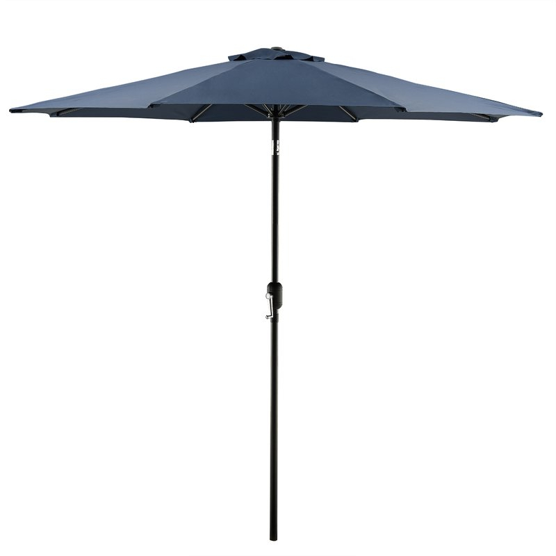 Newest Jericho Market Umbrellas within Hapeville 9' Market Umbrella