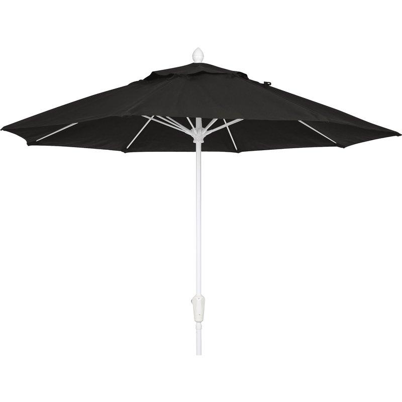 Newest Julian Market Sunbrella Umbrellas In Prestige 9' Market Sunbrella Umbrella (View 11 of 25)