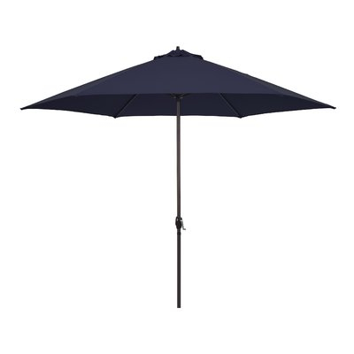 Newest Mcdougal 11' Market Umbrella pertaining to Mcdougal Market Umbrellas