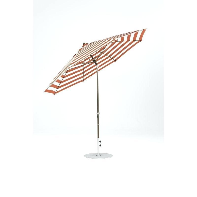 Newest Mullaney Market Umbrellas throughout 11 Market Umbrella – Drsafavi