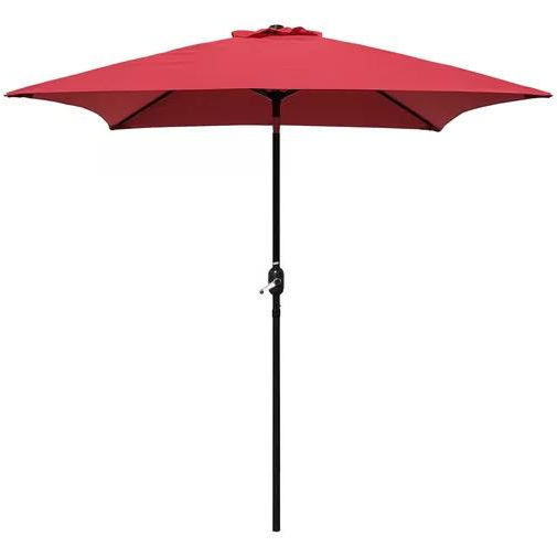 Newest Sheehan Half Market Umbrellas regarding The 7 Best Patio Umbrellas For Your Yard, Garden, Or Deck In 2019