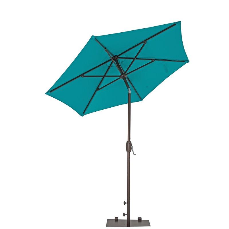 Newest Wetherby Market Umbrellas With Regard To Wetherby 7' Market Umbrella (View 13 of 25)