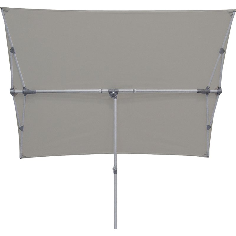 Norah Rectangular Market Umbrellas Intended For Trendy Cordelia 5' X 7' Rectangular Market Umbrella (View 14 of 25)