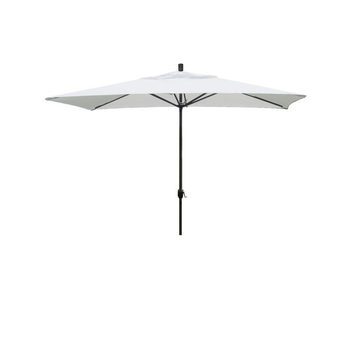 Northfleet 10' X 6' Rectangular Market Umbrella Pertaining To Well Known Bonview Rectangular Market Umbrellas (View 11 of 25)