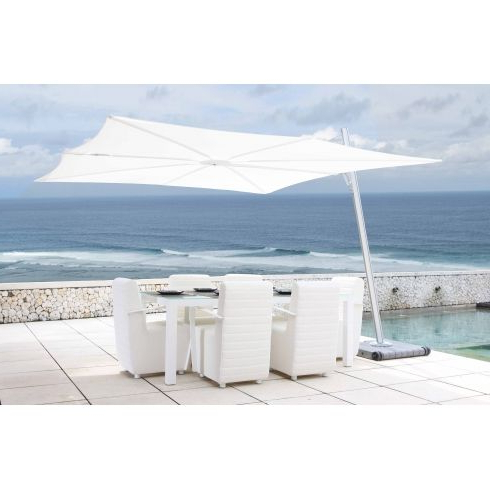 Offset Within Voss Cantilever Sunbrella Umbrellas (View 25 of 25)
