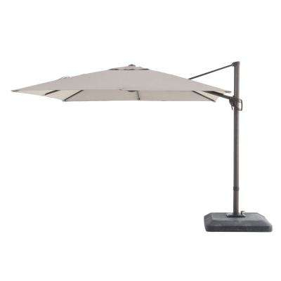 Olen Cantilever Umbrellas Within Trendy Commercial 10 Ft. X 10 Ft (View 12 of 25)
