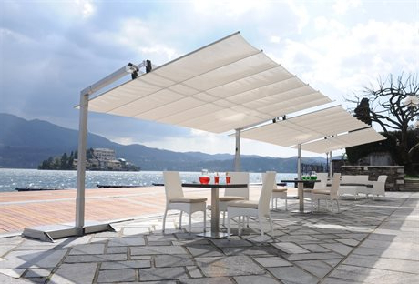Outdoor Offset Cantilever Patio Umbrellas For Sale (View 20 of 25)