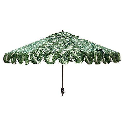 Outdoor Regarding Well Known Tropical Patio Umbrellas (View 15 of 25)