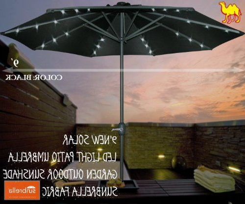 Outdoor Sun Shade, Solar Led (View 21 of 25)
