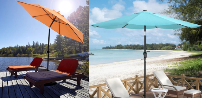 [%Patio Accessories Up To 70% Off (Chaises, Umbrellas & Lounge Chairs Inside 2017 Kelton Market Umbrellas|Kelton Market Umbrellas For Famous Patio Accessories Up To 70% Off (Chaises, Umbrellas & Lounge Chairs|Best And Newest Kelton Market Umbrellas With Patio Accessories Up To 70% Off (Chaises, Umbrellas & Lounge Chairs|Most Current Patio Accessories Up To 70% Off (Chaises, Umbrellas & Lounge Chairs Regarding Kelton Market Umbrellas%] (View 1 of 25)