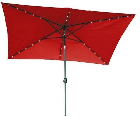 Patio For Maglione Fabric Cantilever Umbrellas (View 16 of 25)