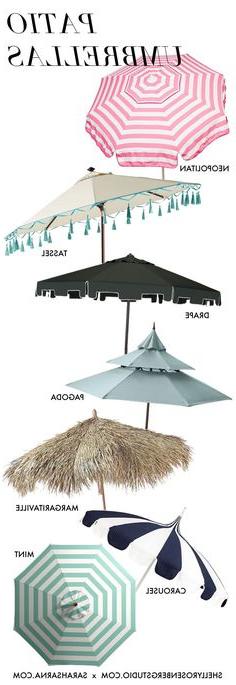 Patio, Outdoor Umbrella, Patio Inside Eastwood Market Umbrellas (View 20 of 25)