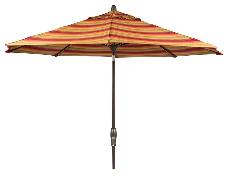 Patio Rectangular Auto Tilt Market Umbrella In Sunbrella Astoria Intended For Well Known Mullaney Market Sunbrella Umbrellas (View 18 of 25)