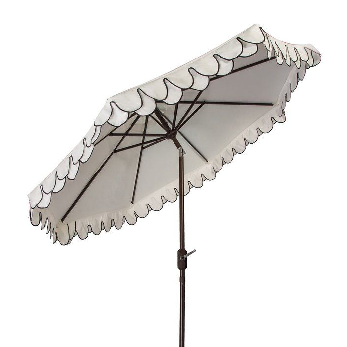 Patio Throughout Widely Used Artrip Market Umbrellas (View 5 of 25)