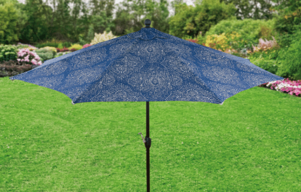 Patio Umbrella For A Table – Outdoor Room Ideas With Most Recent Caleb Market Umbrellas (View 17 of 25)