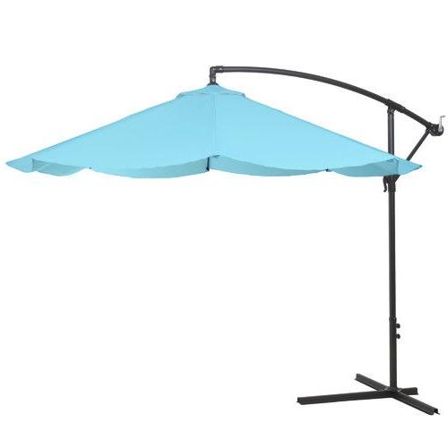 Patio Umbrellas Inside Vassalboro Cantilever Umbrellas (View 8 of 25)