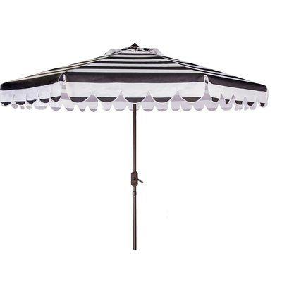 Patio Umbrellas, Outdoor Pertaining To Drape Umbrellas (View 20 of 25)