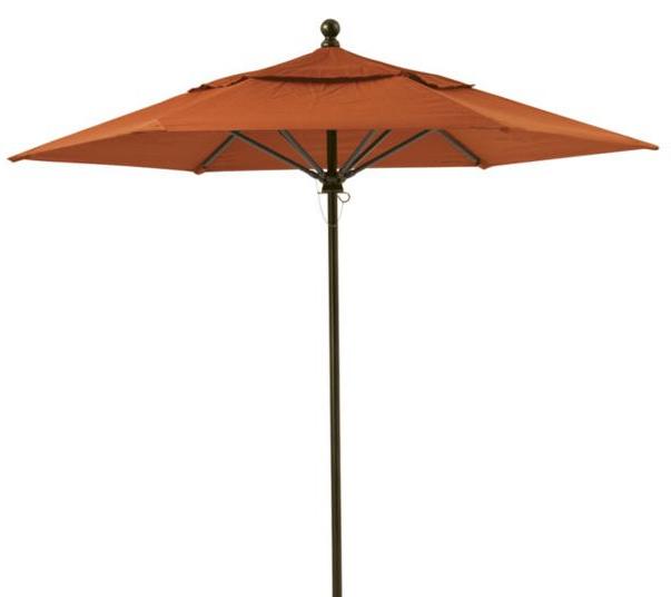 Patio Umbrellas Wiechmann Push Tilt 9' X 7' Rectangular Market Throughout Well Liked Wiechmann Push Tilt Market Sunbrella Umbrellas (View 14 of 25)