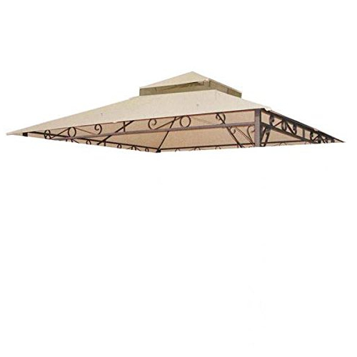 Pau Rectangular Market Umbrellas Throughout Most Recently Released Patio Furniture Accessories (View 18 of 25)