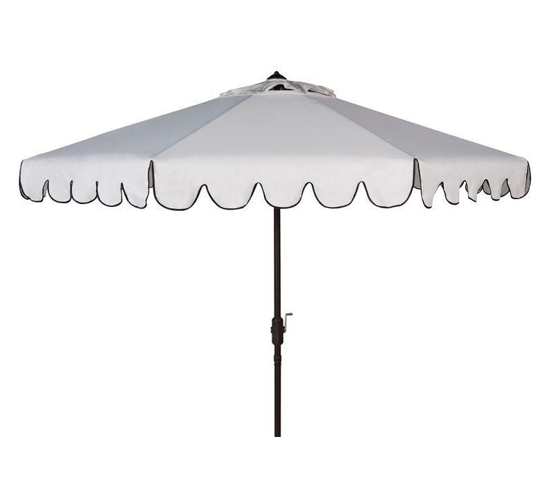 Pedrick Drape Market Umbrellas Intended For Favorite Pedrick  (View 17 of 25)