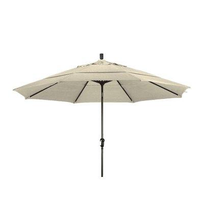Popular Beachcrest Home Mullaney 11' Market Sunbrella Umbrella (View 19 of 25)