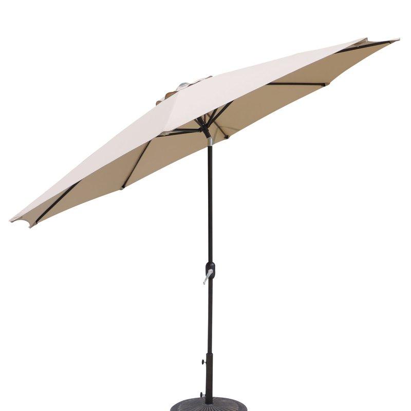 Popular Cannock 11' Market Umbrella With Cannock Market Umbrellas (View 2 of 25)