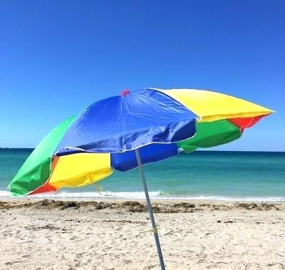 Popular Capra Beach Umbrellas With Nautica Beach Umbrella – The Most Beautiful Beach  (View 16 of 25)