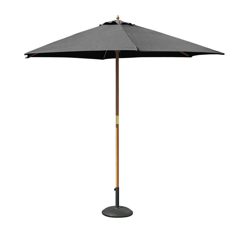 Popular Hoeft 9' Market Umbrella Pertaining To Winchester Zipcode Design Market Umbrellas (View 19 of 25)