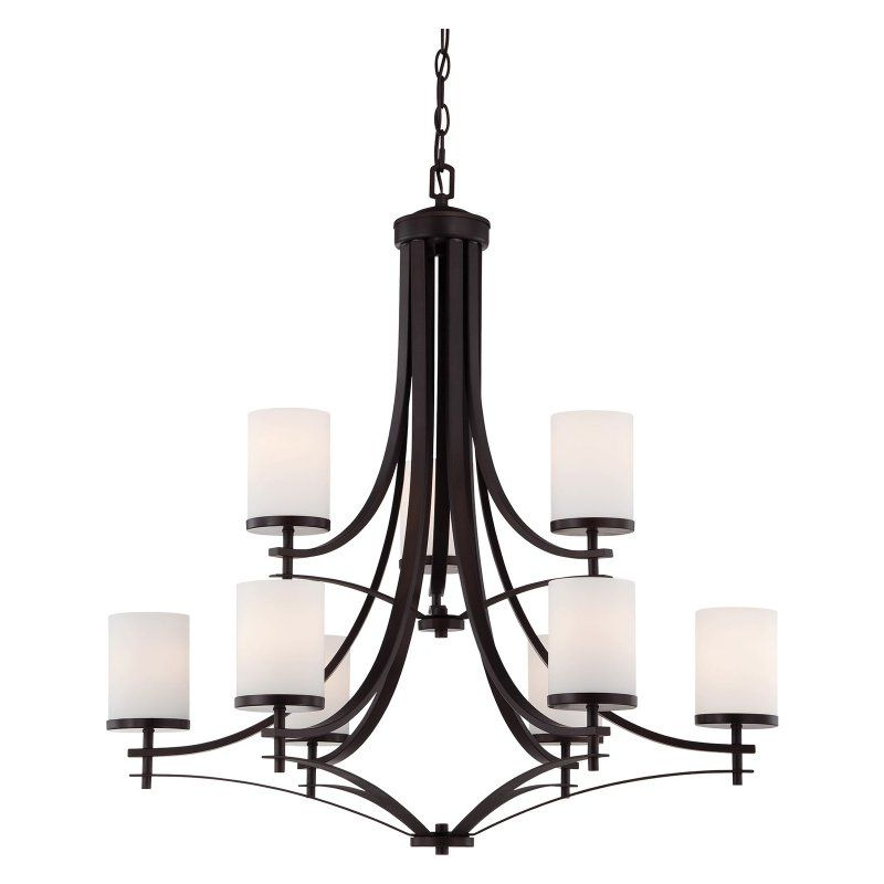 Popular Savoy Home Colton 1 331 9 Chandelier (View 11 of 25)