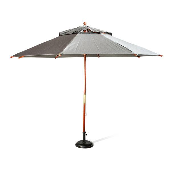 Popular Solid Market Umbrellas Regarding  (View 15 of 25)