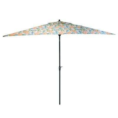 Popular Tropical Patio Umbrellas With Regard To Acrylic – Tropical – Patio Umbrellas – Patio Furniture – The Home Depot (View 16 of 25)