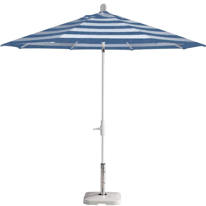 Popular Wieczorek Auto Tilt Rectangular Market Sunbrella Umbrellas Regarding Wiebe Auto Tilt 9' Market Sunbrella Umbrella (View 12 of 25)