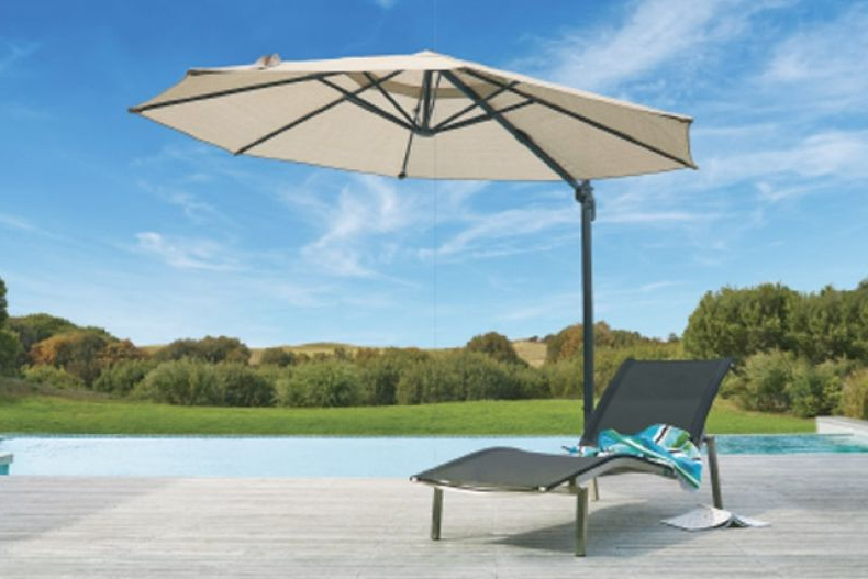 Portable Intended For Popular Coolaroo Cantilever Umbrellas (View 17 of 25)
