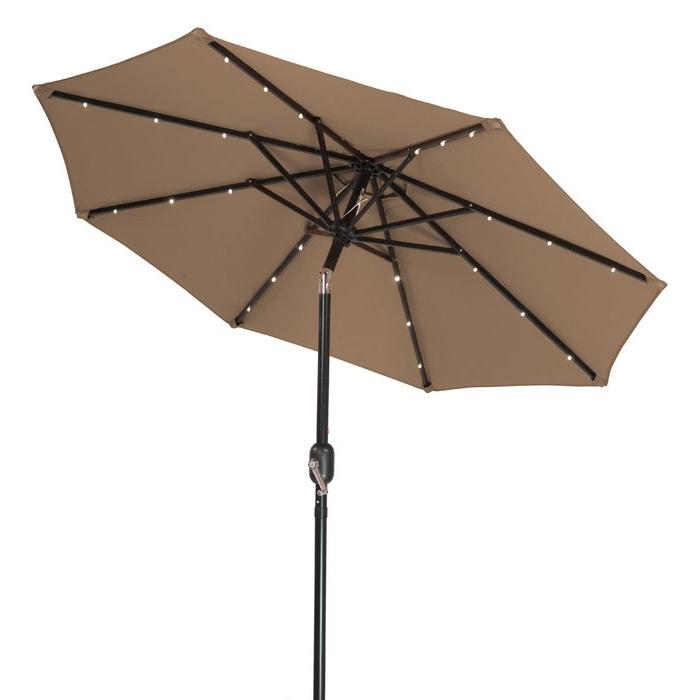 Featured Photo of Branam Lighted Umbrellas