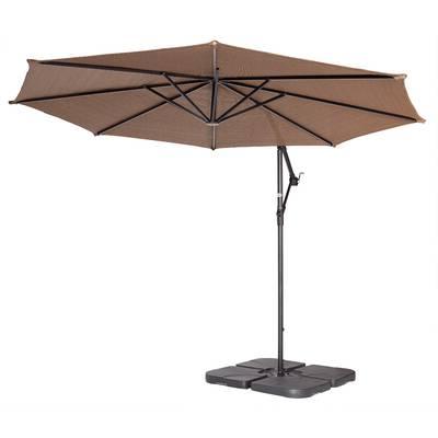 Preferred Emely 11' Cantilever Sunbrella Umbrella & Reviews (View 5 of 25)