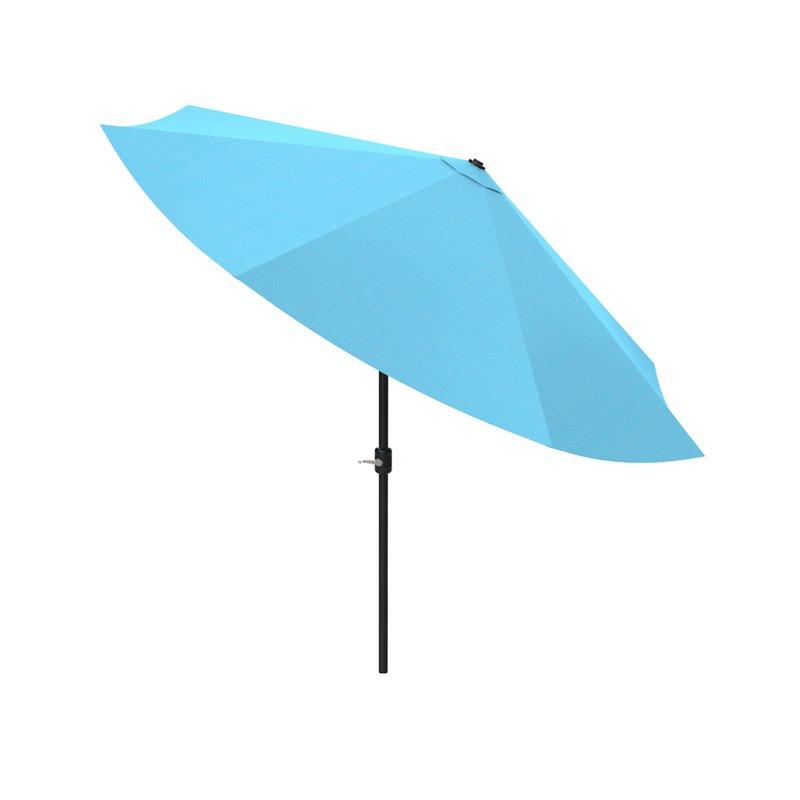 Preferred Kelton 10' Market Umbrella Within Kelton Market Umbrellas (View 7 of 25)