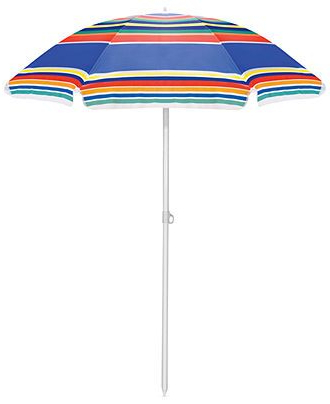 Preferred Kerner Steel Beach Umbrellas With Regard To Oniva™Beach Umbrella (View 22 of 25)