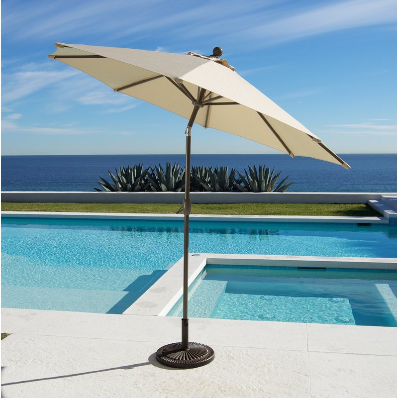 Preferred Mucci Madilyn 9' Market Sunbrella Umbrella With Mucci Madilyn Market Sunbrella Umbrellas (View 20 of 25)
