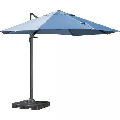 Preferred Sheehan Market Umbrellas Regarding The 7 Best Patio Umbrellas For Your Yard, Garden, Or Deck In  (View 18 of 25)