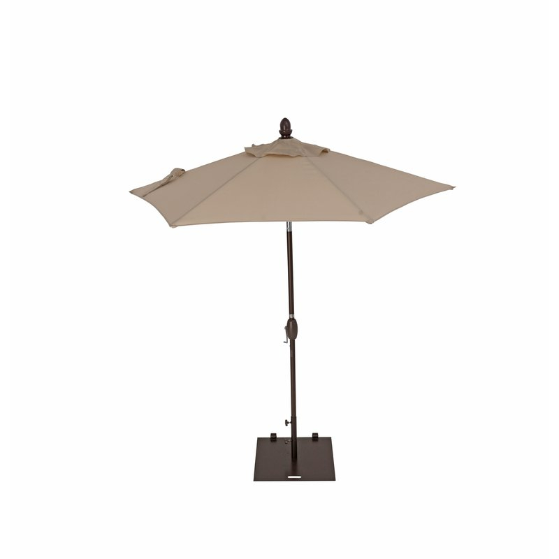 Preferred Wetherby Market Umbrellas Regarding Wetherby 7' Market Umbrella (View 16 of 25)