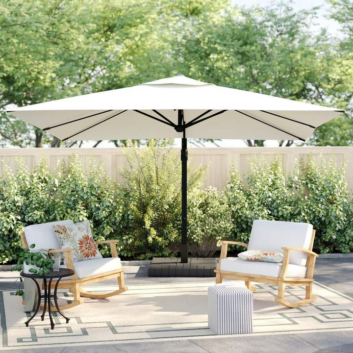 Products Regarding Widely Used Carlisle Square Cantilever Sunbrella Umbrellas (View 21 of 25)