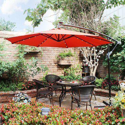 Products Within Favorite Vassalboro Cantilever Umbrellas (View 10 of 25)