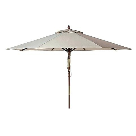 Recent 11 Market Umbrella – Drsafavi pertaining to Mullaney Market Sunbrella Umbrellas