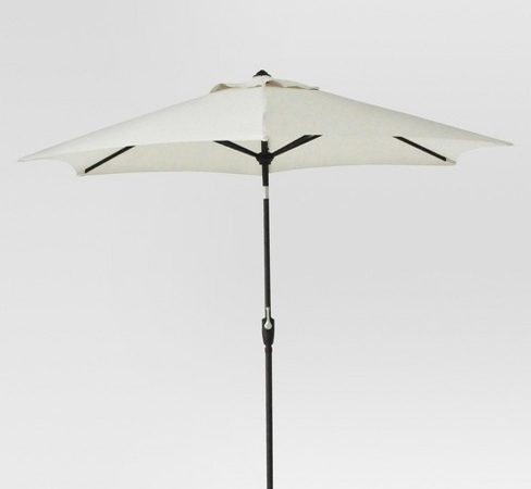 Recent 9Ft Linen Market Umbrella (View 19 of 25)