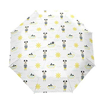 Recent Amazon: Pajamas Boy With Tilda Sailor Dog Yellow Compact With Tilda Cantilever Umbrellas (View 17 of 25)