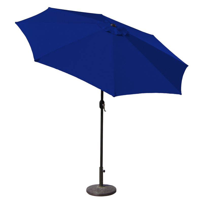 Recent Bricelyn 9' Market Umbrella pertaining to Bricelyn Market Umbrellas