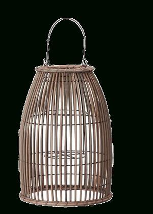 Recent Careyes All-Weather Outdoor Wicker Lantern