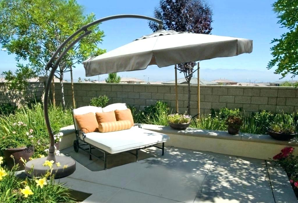 Recent Free Standing Umbrella – Bhcministries With Trotman Cantilever Umbrellas (View 20 of 25)