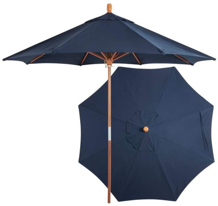 Recent L.l.bean Sunbrella Market Umbrella, Wood within Mullaney Market Umbrellas