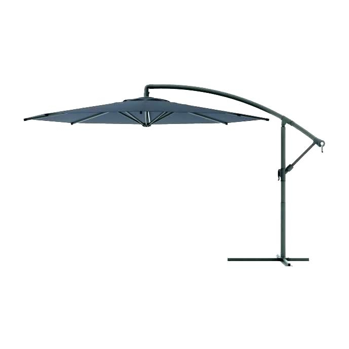 Recent Madalyn Rectangular Market Sunbrella Umbrellas inside Umbrella Canopy Replacement 8 Ribs – Untagupdate